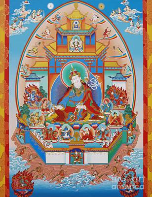 Zangdok Palri Poster