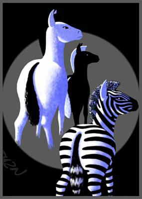 Zebredee Poster