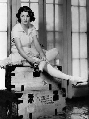 Zelda Fitgerald, 1931 Poster by Everett