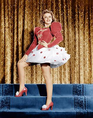 Ziegfeld Girl, Judy Garland, 1941 Poster by Everett