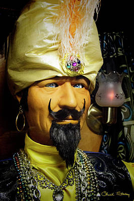 Poster featuring the photograph Zoltar by Chuck Staley