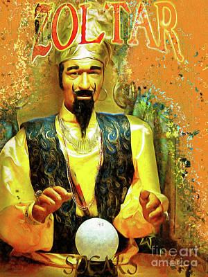 Zoltar Speaks Fortune Teller 20161108 Poster