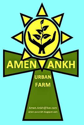 Amen Ankh Poster