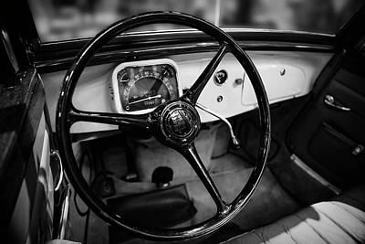 1936 Citroen Roadster Poster