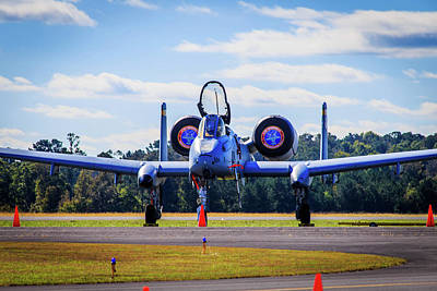 A-10c Thunderbolt II Poster