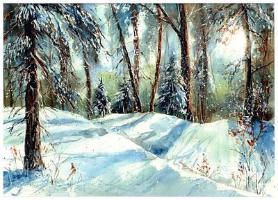 A True Winter Wonderland Poster