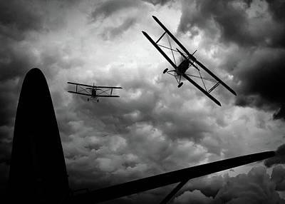 Air Pursuit Poster