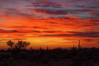 An Arizona Sky Poster