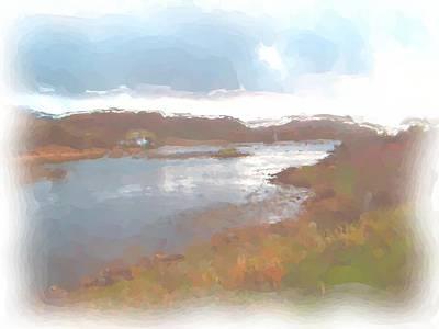 Atlantic View Poster