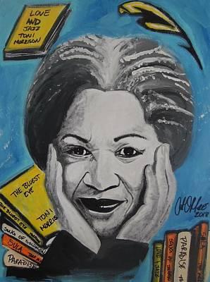 Author Toni Poster