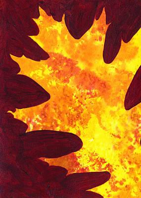 Autumn Oak 5 Poster