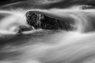 Poster featuring the photograph Blackstone River Xvi  Bw by David Gordon