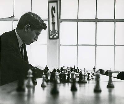 Bobby Fischer Posters | Fine Art America