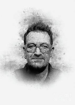 Bono Poster