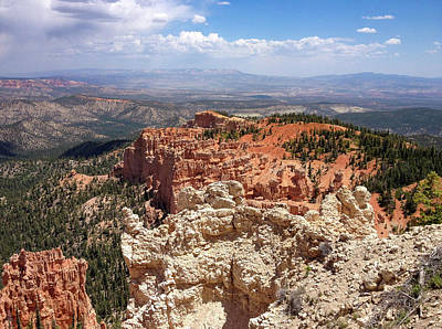 Bryce Canyon High Desert Poster