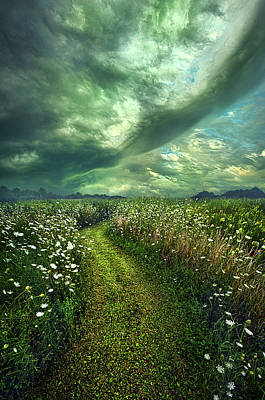 Poster featuring the photograph By The By by Phil Koch