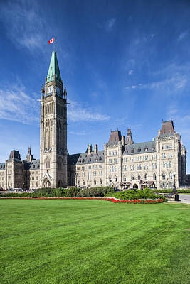 Canada, Ontario, Ottawa, Canadian Poster