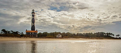 Cape Lookout Lighthouse No. 3 Poster