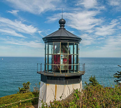 Cape Mereas Light Poster