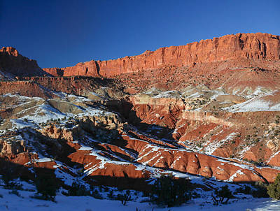 Capitol Reef Poster