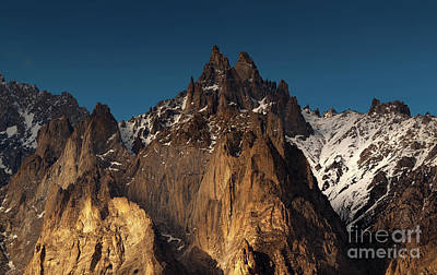 Cathedral Of Passu Poster