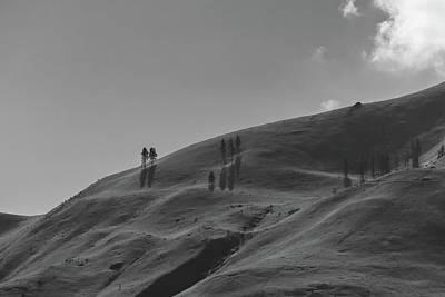 Chelan Mountains Poster