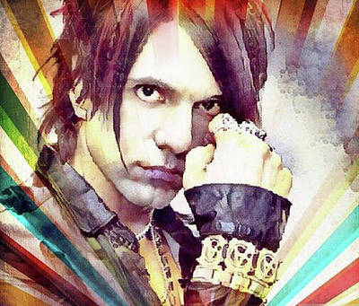 Criss Angel Poster