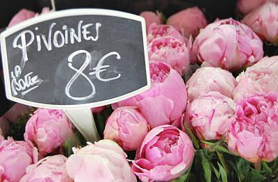 De Couleur Rose Poster