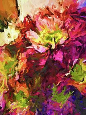 Flower Colour Love 2 Poster