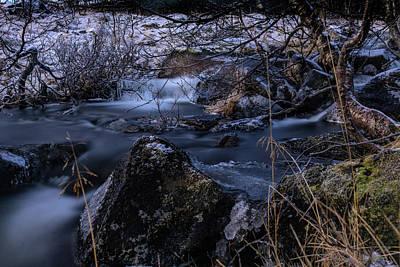 Frozen River II Poster