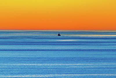 Golden Sunset Series I I I Poster