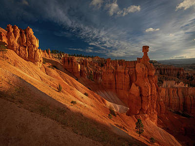 Poster featuring the photograph Good Morning Bryce by Edgars Erglis