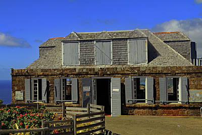Poster featuring the photograph Guardhouse by Tony Murtagh