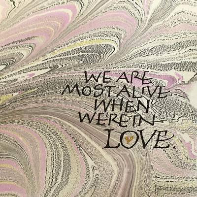 In Love Poster