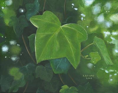 Ivy Waltz Poster