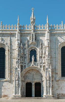 Jeronimos Monastery, Portugal Poster