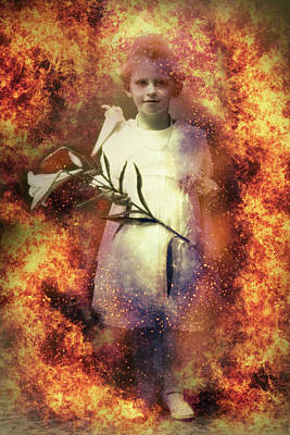 Lilies Of The Apocalypse Poster
