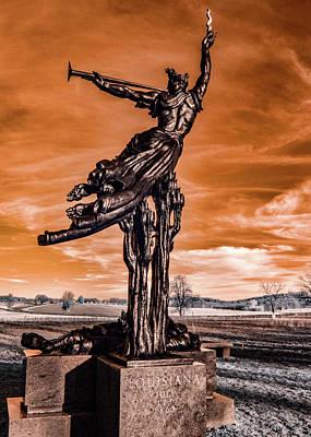 Louisiana Monument Poster