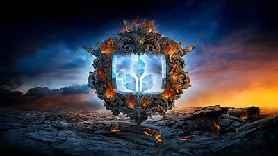 Mandalas 2 Poster