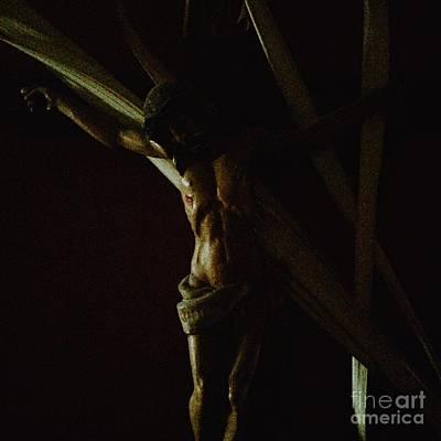 Measuring Up To Jesus Poster
