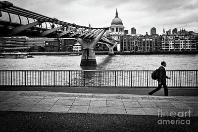 millennium Bridge 02 Poster