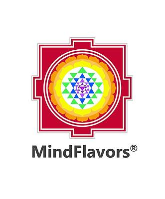 Mindflavors Original Medium Poster