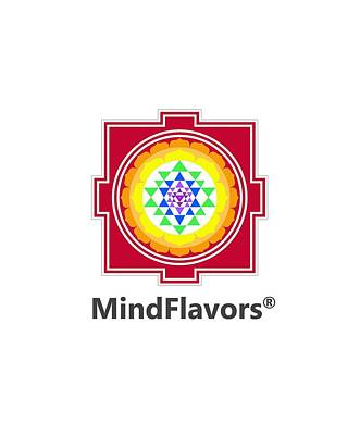 Mindflavors Original Small Poster