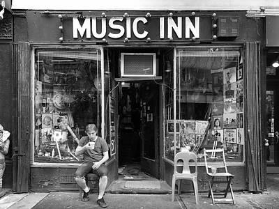 Music Inn Poster