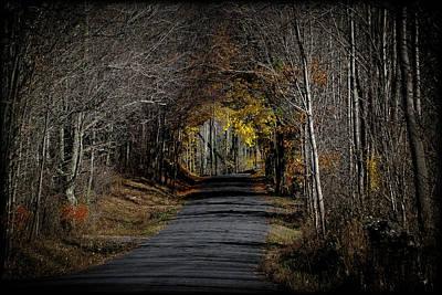 Natural Tunnel - Roxbury, New York Poster