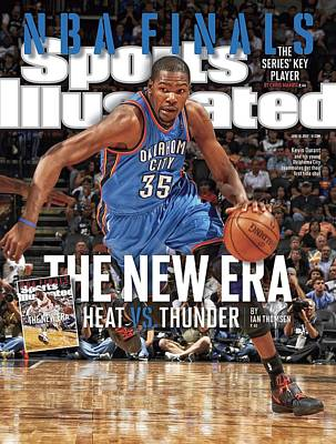 Sports Illustrated Nba Finals Posters