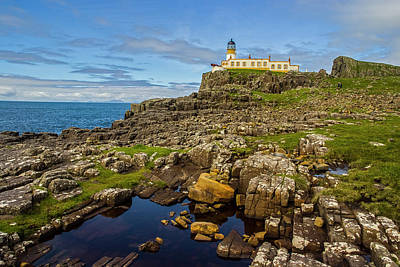 Neist Point Lighthouse No. 2 Poster
