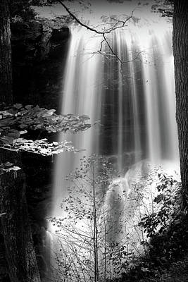 North Carolina Falls Poster
