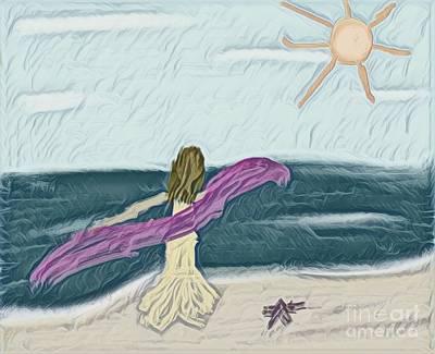 Ocean Dance Poster