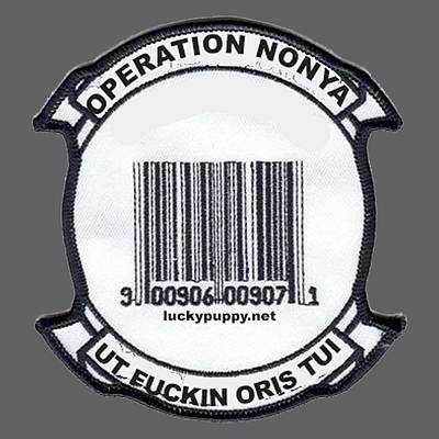 Operation Nonya Poster